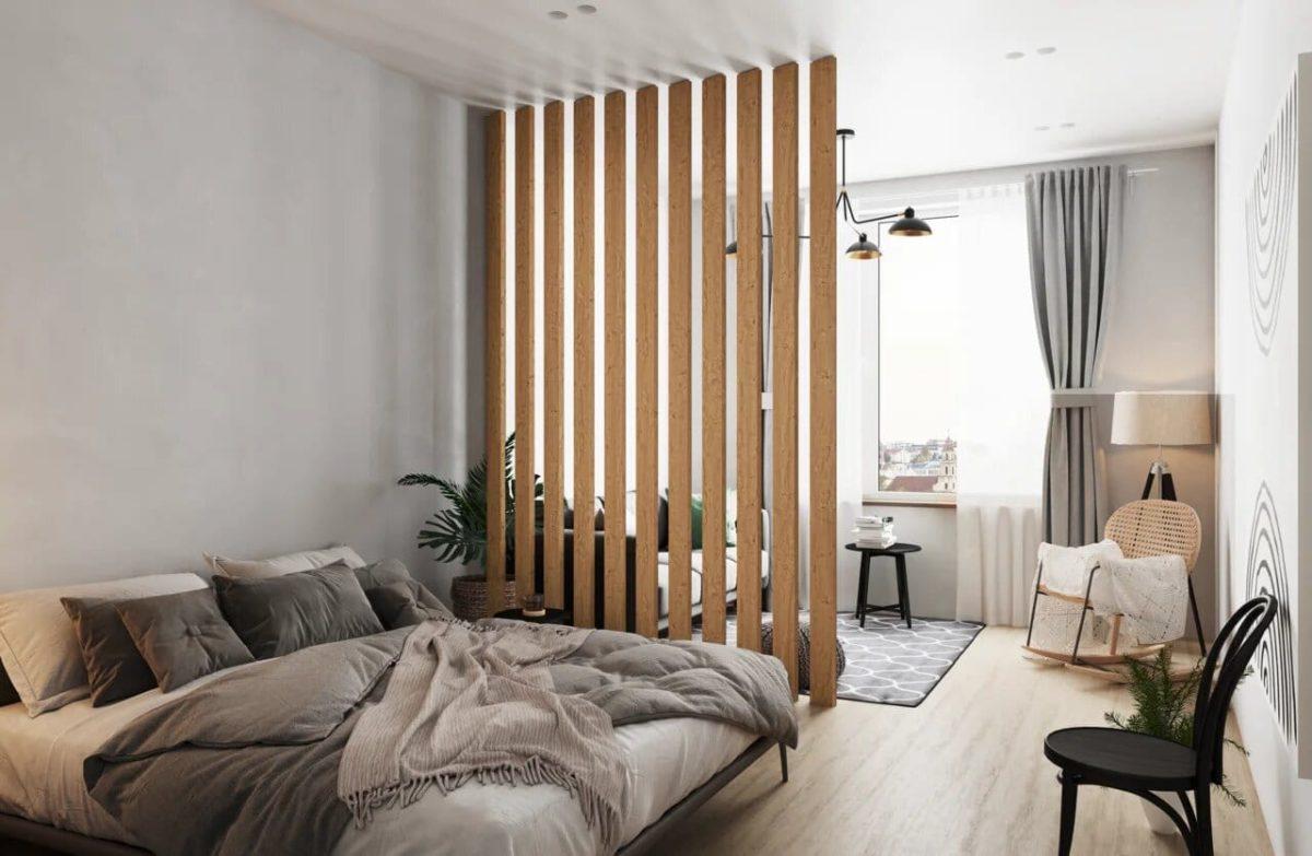 Как визуально сделать потолки выше, а стены шире?